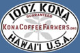 100% Kona Coffee Farmers - Hawaii USA